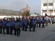 إغلاق مدرستين في قلقيلية بسبب فيروس كورونا