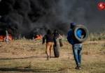 """""""جمعة الكوشوك"""" متظاهرون يدعون لمواجهة جنود الاحتلال"""