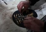 صناعة الذهب في غزة
