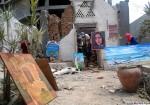 معرض فني على أنقاض قرية الفنون والحرف