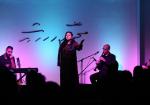 الفنانة سناء موسى تحيي حفلًا في متحف محمود درويش