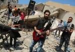حفل للغناء التراثي على أنقاض مؤسصسة سعيد المسحال