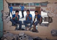 في اليوم الدولي للتعليم.. كيف ينظر  أطفال غزّة إلى مدارسهم؟