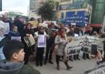 اعتصام تضامني لإنهاء الاعتقال الإدراي للأسيرات
