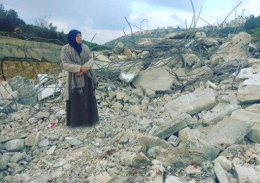 الاحتلال يهدف منزل الأسير عاصم البرغوثي