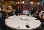 فلسطينيات تقيم إفطارًا وأمسية للمناظرين في الخليل