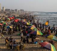 """عيد غزّة.. """"عند دار سيدي وفي الميناء"""""""
