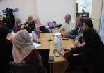 فلسطينيات والصحة تتفقان على حملة إعلامية لمناصرة مرضى غزة