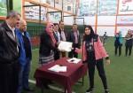 هناء مهدي.. قصّة أول مدربة كرة قدم للفتيات بغزة