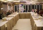 فلسطينيات تنهي تدريباً مكثفاً حول المناظرات لطلبة الجامعات في غزة