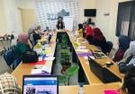 فلسطينيات تنفذ تدريباً حول الحساسية للنوع الاجتماعي في الكتابة الصحفية