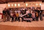 فلسطينيات تنفد يوماً مفتوحاً لطلبة المناظرات في قطاع غزة