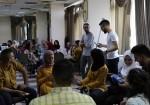 فلسطينيات تفتتح المخيم التدريبي لطلبة المناظرات في الضفة الغربية