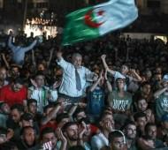 غزّة.. مباراة الجزائر تجمعنا