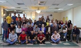 فلسطينيات تختتم المخيم التدريبي لطلبة المناظرات في الضفة الغربية