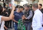 الاحتلال الإسرائيلي يعتدي على المصلين