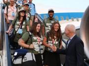 """أكثر من 200 مُهاجر مُحتل يصلون """"إسرائيل"""" من أمريكا"""
