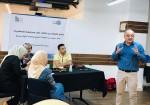 فلسطينيات تبدأ تدريبًا متقدمًا في الصحافة الاستقصائية