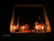 الظلام وحياة الأطفال في غزة