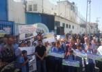 اللجنة المشتركة للاجئين تحذر من خطورة إجراءات وكالة الغوث بغزة