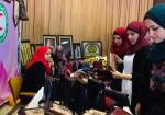 صحة المرأة يفتتح المعرض السنوي الثاني لمنتجات النساء