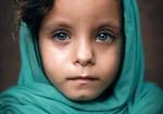 طفلة من شمال قطاع غزة
