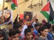 نابلس: وقفة تضامنية مع الأسرى/ات المضربين/ات عن الطعام في سجون الاحتلال