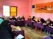 رفح: عرض أفلام تحاكي الواقع الفلسطيني