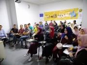 خانيونس: عرض ونقاش خمس أفلام ضمن مشروع يلا نشوف فيلم