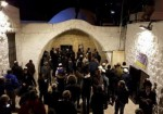 مواجهات خلال اقتحام المستوطنين قبر يوسف بنابلس