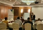 فلسطينيات تناقش مع جامعات الضفة خطة تطوير برنامج المناظرات