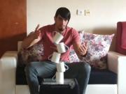محمد الشنباري يتحدّى الجاذبية