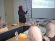 فلسطينيات تبدأ تدريبًا حول القصة القلمية