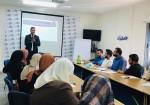 فلسطينيات وبنك فلسطين يعقدان جلسة توعية مصرفية