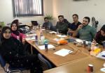 اللجنة التوجيهية لمشروع فضاء شبابي تعقد اجتماعها الأول