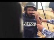 نقابة الصحفيين والاتحاد الدولي يستنكران جريمة استهداف الاحتلال للزميل الصحفي معاذ عمارنه
