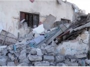 شرطة الاحتلال تهدم 4 منازل قيد الإنشاء في الطيرة بأراضي 1948