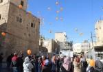 """انطلاق الحملة المشتركة """"معاً ضد العنف"""" في فلسطين"""
