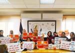 اطلاق فعاليات لوقف العنف ضد المرأة في سوق العمل