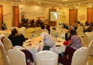 مؤتمر حول الرقابة على التزامات دولة فلسطين تجاه اتفاقية سيداو