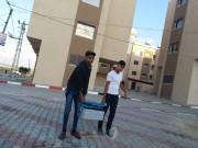 الأشغال تسلم سكان أبراج الندى شققاً بلا كهرباء