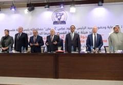 عباس: ذاهبون إلى الانتخابات بعد أن وافقت عليها جميع التنظيمات