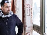 """خالد حوراني يطلق روايته """"البحث عن جمل المحامل"""""""