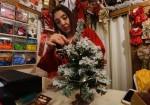 الاستعدادات لعيد الميلاد المجيد في رام الله