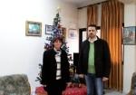 """""""البربارة"""" فاتحة الأعياد المسيحية في غزة"""