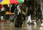 أجواء الشتاء في مدينة رام الله