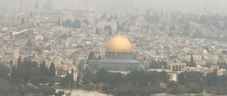 صور من عدة مناطق بمدينة القدس