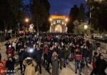 """الاحتلال يهاجم مصلي حملة """"فجر الكرامة"""" بالمسجد الأقصى"""