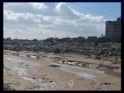 وادي غزة.. ضربهُ إعصار الإهمال وشوهه الاحتلال