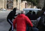 الاحتلال يعتدي على متظاهرين في كفر قدوم
